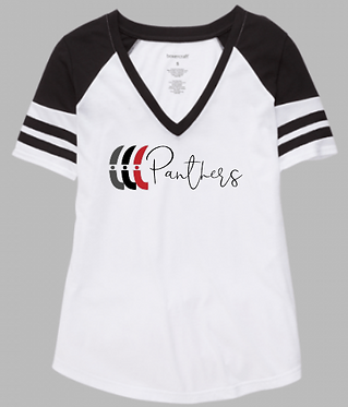 CHHS Band Panthers Ladies V-Neck