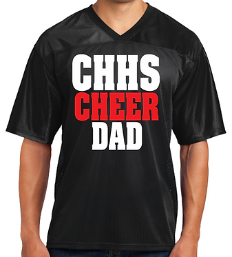 CHHS Cheer Dad Jersey
