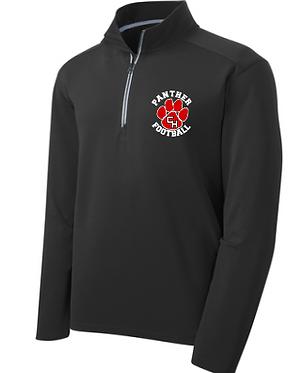 CHHS FB Qtr Zip Fleece Pullover