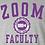 Thumbnail: ZOOM FACULTY T-Shirt