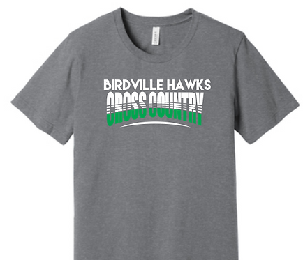BHS XC Fade T-Shirt