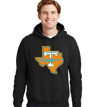 Texas Summitt Basketball Hoodie