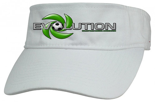 Evolution Visor  Customize - extra charge
