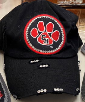 CHHS Basketball Cap Paw