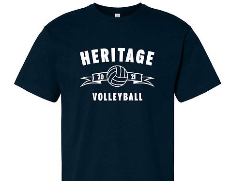 HMS Volleyball T-Shirt