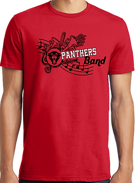 CHHS Band Notes T-Shirt