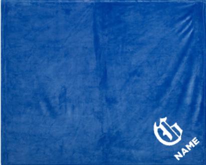 GHS Minky Blanket