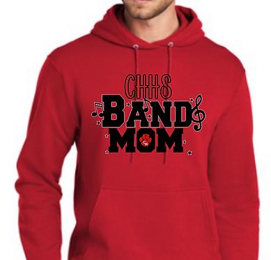 CHHS Band Mom Hoodie