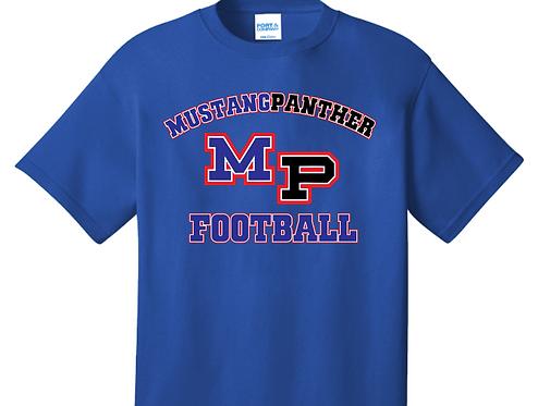 MP Football Unisex 50/50 T-Shirt