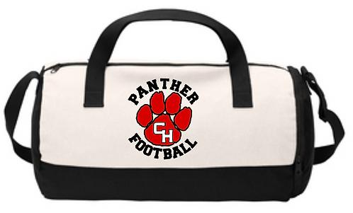 CHHS FB Barrel Duffel Bag