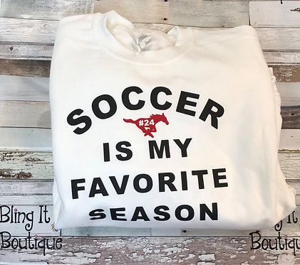 GHS Mens Soccer Sweatshirt