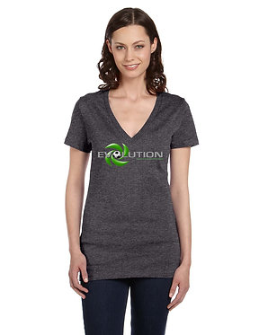 Ladies V-Neck (4 colors) Customize - extra charge