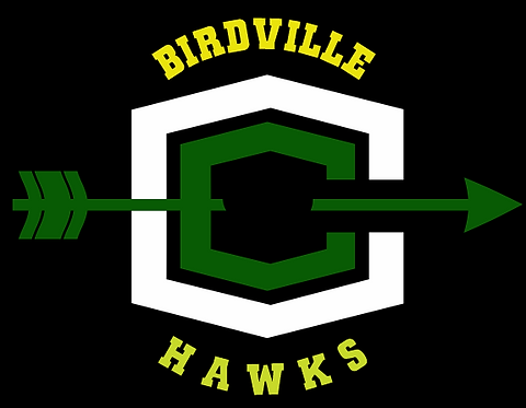 BHS XC Decal
