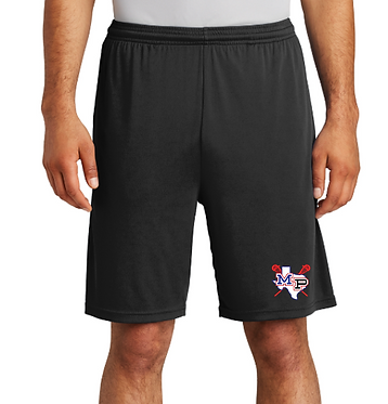 "MP Lacrosse 9"" inseam Shorts"
