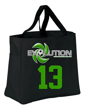 Evolution Tote Bag Customize - extra charge
