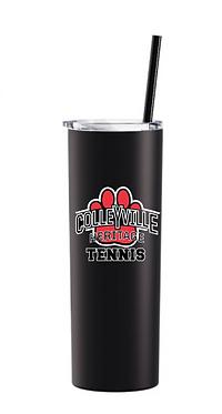 CHHS Tennis 20oz. Skinny Tumbler