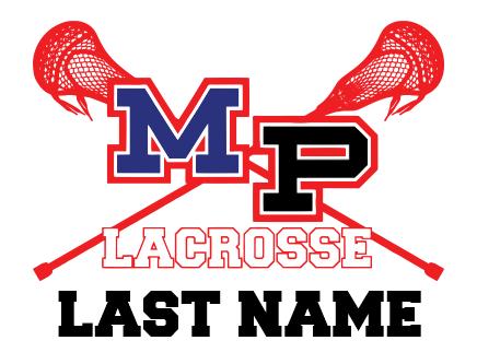 MP Lacrosse Yard Sign