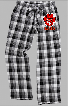 CHHS Band Flannel Lounge Pants