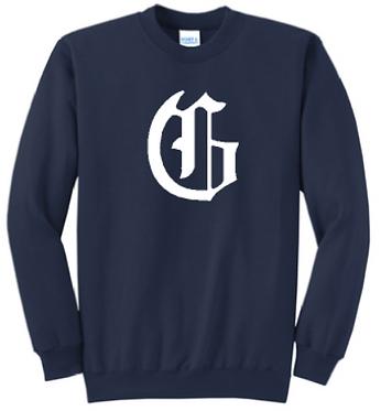 GHS Lady Mustang Soccer Sweatshirt