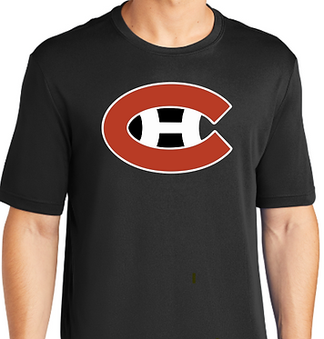 CHHS Baseball Dri Fit Short Sleeve