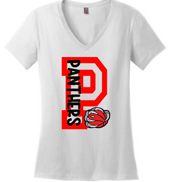 CHHS Basketball V-Neck Panther