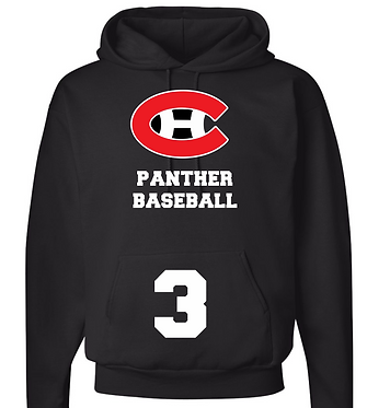 CHHS Baseball Pullover Hoodie