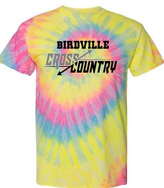 BHS XC Rainbow Tie Dye