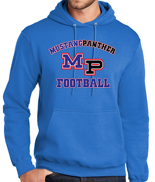 MP Football Pullover Hoodie