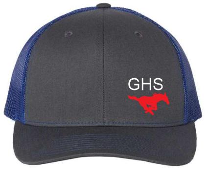 GHS Cheer Richardson 112 Trucker Cap