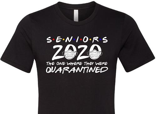 SENIORS 2020 MASKS