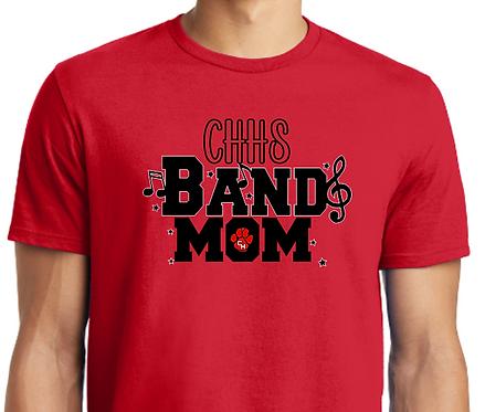 CHHS Band Mom T-Shirt