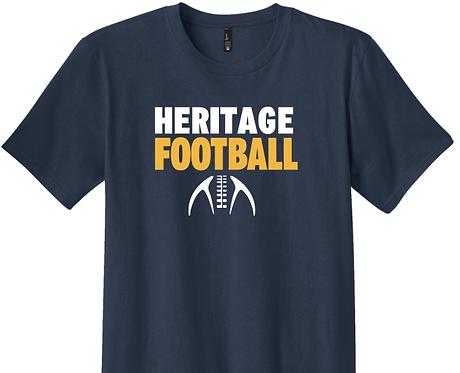 HMS Football T-Shirt