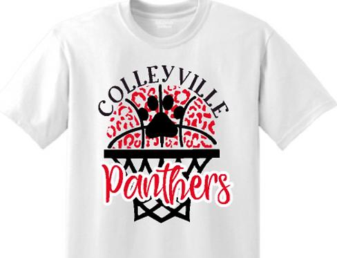 CHHS Basketball T-Shirt Hoop