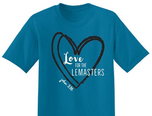 Loving The Lemasters Tee