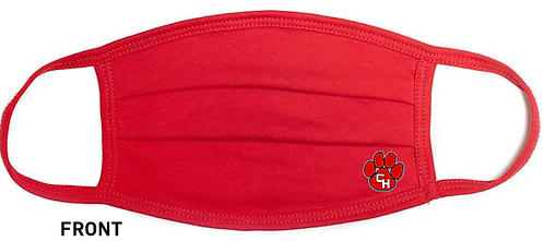 CHHS Paw Face Mask
