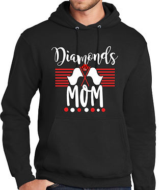 CHHS Diamond Mom Hoodie