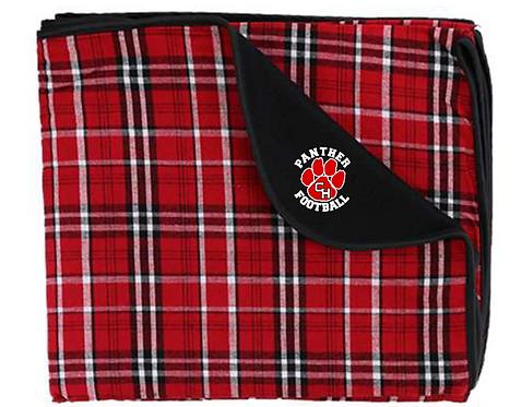 CHHS FB Flannel Blanket