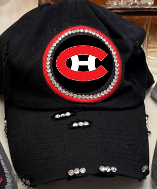 CHHS Baseball Logo Cap