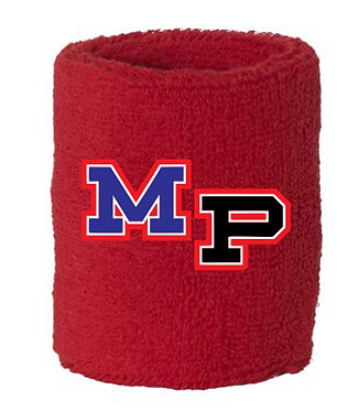 MP Football Terry Wristbands