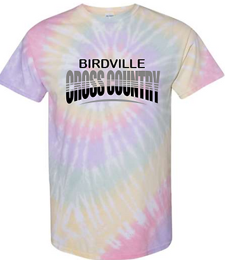 BHS XC Pastel Tie Dye