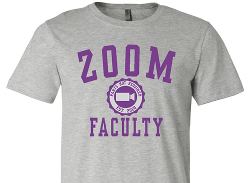 ZOOM FACULTY T-Shirt