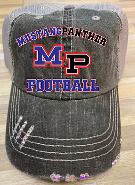 MP Football Ladies Trucker Cap