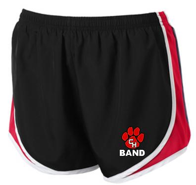 CHHS Band Ladies Velocity Shorts