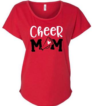 CHHS Cheer Mom Shirt