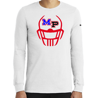 MP Football Nike LS Shirt