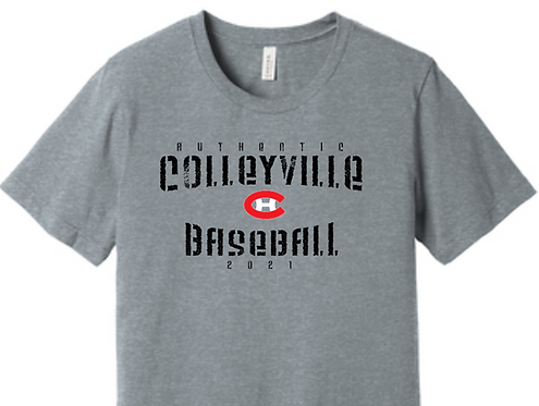 CHHS Baseball Authentic T-Shirt