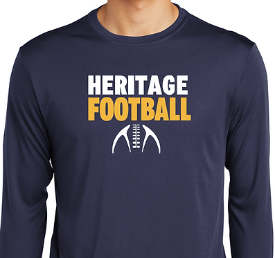 HMS Football LS Dri Fit