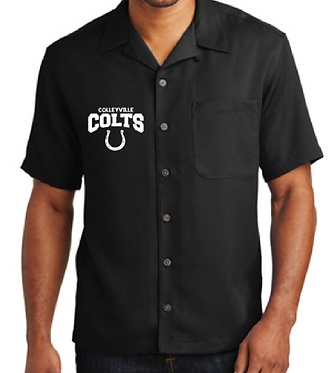 CMS Football Men's Camp Shirt