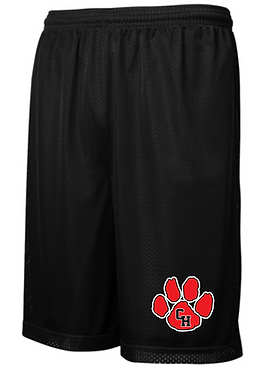 CHHS AW Paw Shorts
