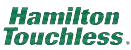 Hamilton Touchless logo